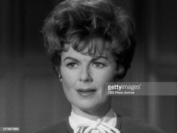 Barbara Hale as Della Street in the PERRY MASON episode 'The Case of the Final FadeOut' Original air date May 22 1966 Image is a frame grab Season 9...