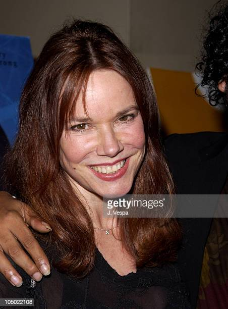 Barbara Hershey during AFI Film Festival 2001 Lion's Gate Films Lantana Premiere at Pacific Theatre in Los Angeles California United States