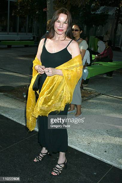 Barbara Hershey of Lost during 2005/2006 ABC UpFronts at Lincoln Center in New York City New York United States