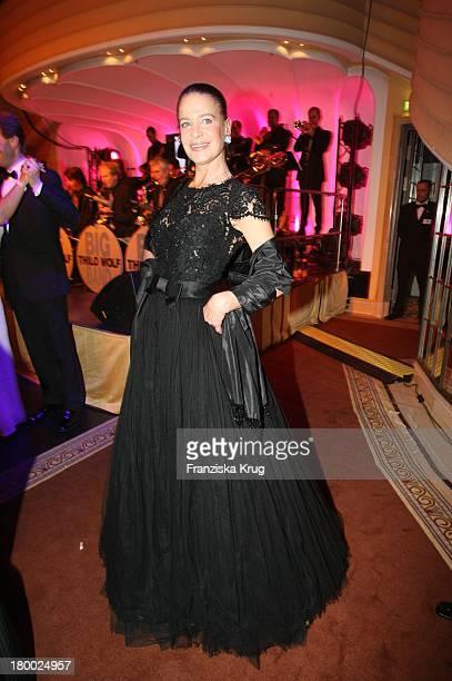 Barbara Herzsprung Beim 34 Deutschen Filmball Im Hotel Bayerischer Hof In München Am 200107