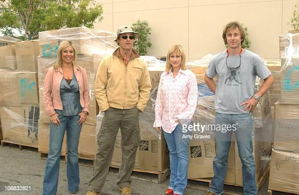 Barbara K Matthew McConaughey Patricia Arquette and Jake Webber