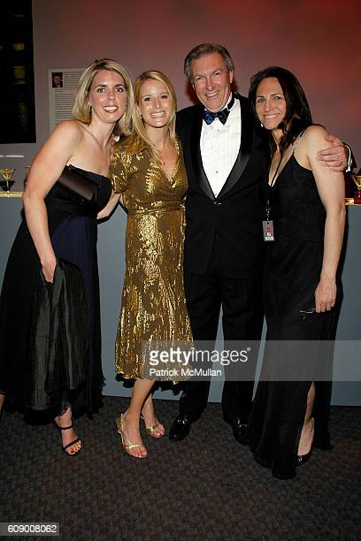 Barbara Kashion Elizabeth Brown Peter Britton and Andrea Costa attend TIME Magazine's 100 Most Influential People 2007 at Jazz at Lincoln Center on...