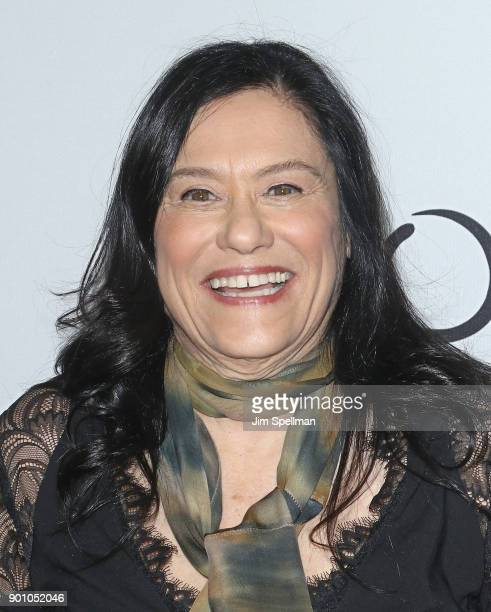 Barbara Kopple attends the 2017 New York Film Critics Awards at TAO Downtown on January 3 2018 in New York City