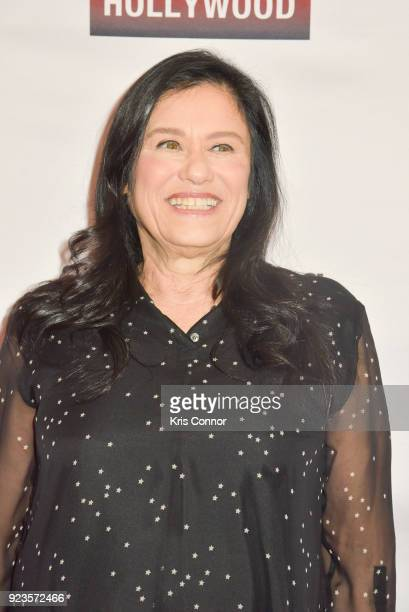 Barbara Kopple attends the 2018 Athena Film Festival Awards Ceremony at The Diana Center At Barnard College on February 23 2018 in New York City