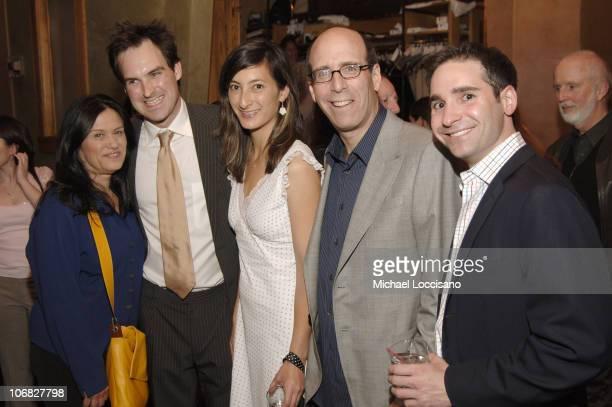 Barbara Kopple Victor Buhler Jessica Sanders Matt Blank Chairman and CEO of Showtime and Marc Simon