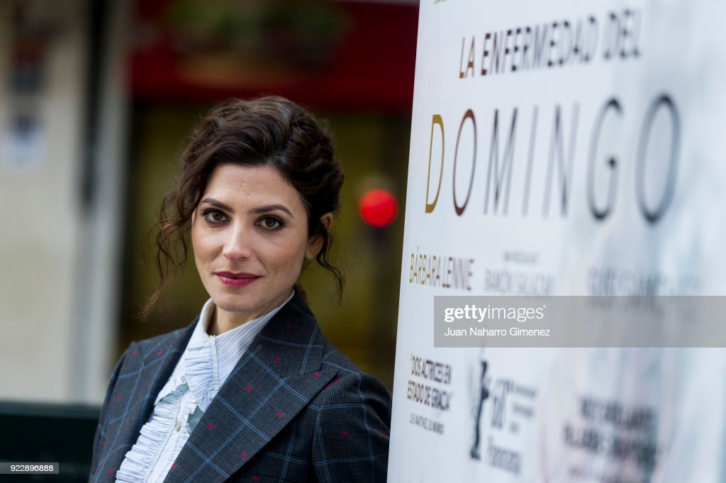 'La Enfermedad Del Domingo' Madrid Photocall