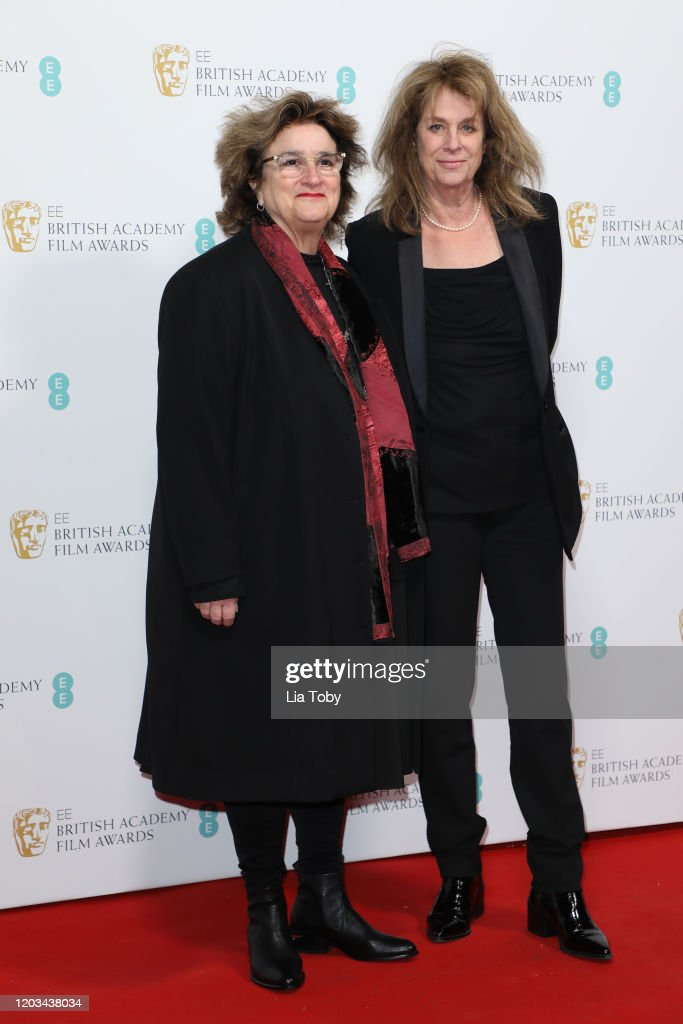 Barbara Ling And Guest Attend The Ee British Academy Film Awards 2020 News Photo Getty Images