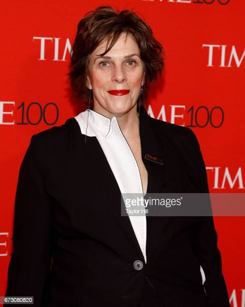 Barbara Lynch attends the 2017 Time 100 Gala at Jazz at Lincoln Center on April 25 2017 in New York City