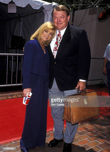 Barbara Mandrell and Ken Dudney during 30th Annual Academy of Country Music Awards at Universal Amphitheatre in Universal City California United...