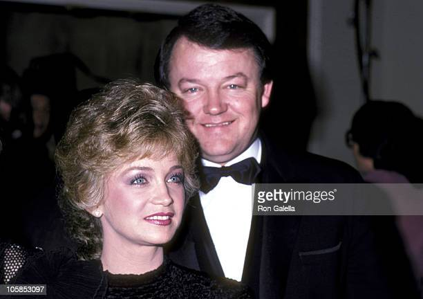 Barbara Mandrell and Ken Dudney during 39th Annual Golden Globe Awards at Beverly Hilton Hotel in Beverly Hills California United States