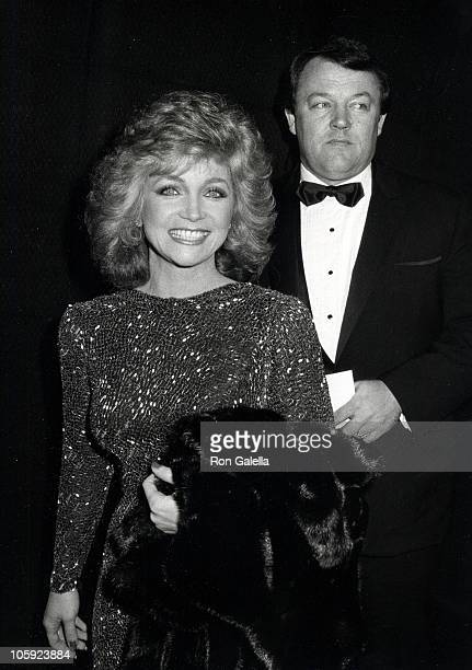 Barbara Mandrell and Ken Dudney during 9th Annual American Music Awards at Shrine Auditorium in Los Angeles California United States
