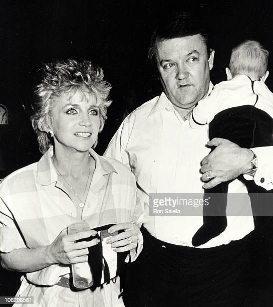 Barbara Mandrell son and Ken Dudney during Barbara Mandrell in Concert at Sheraton Premiere Hotel February 28 1986 at Sheraton Premiere Hotel in...