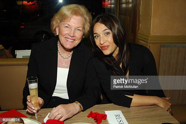 Barbara Marshall and Lori Marshall attend Afterparty for The Miramax Films screening of KEEPING UP WITH THE STEINS at Barney Greengrass on May 2 2006...