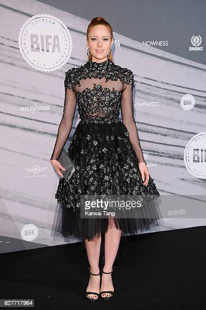 Barbara Meier attends at The British Independent Film Awards at Old Billingsgate Market on December 4 2016 in London England
