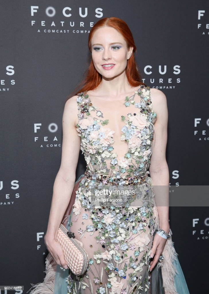 Focus Features Golden Globe Awards After Party - Arrivals : News Photo