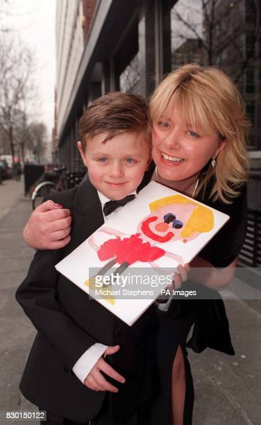 Barbara Mitchell one of the mothers to star in a special television commercial after her son Scott successfully entered a competition in which he...