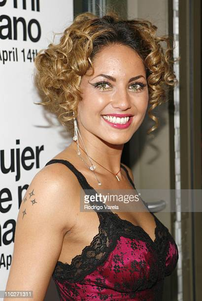 Barbara Mori during 'La Mujer de Mi Hermano' Miami Premiere at Regal South Beach Cinema in Miami Beach Florida United States