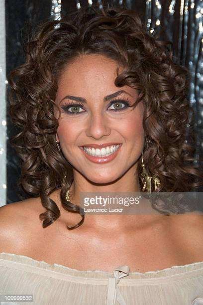 Barbara Mori during People En Espanol 50 Mas Bellos at Skylight Studios in New York City New York United States