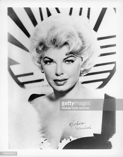 Barbara Nichols circa 1958