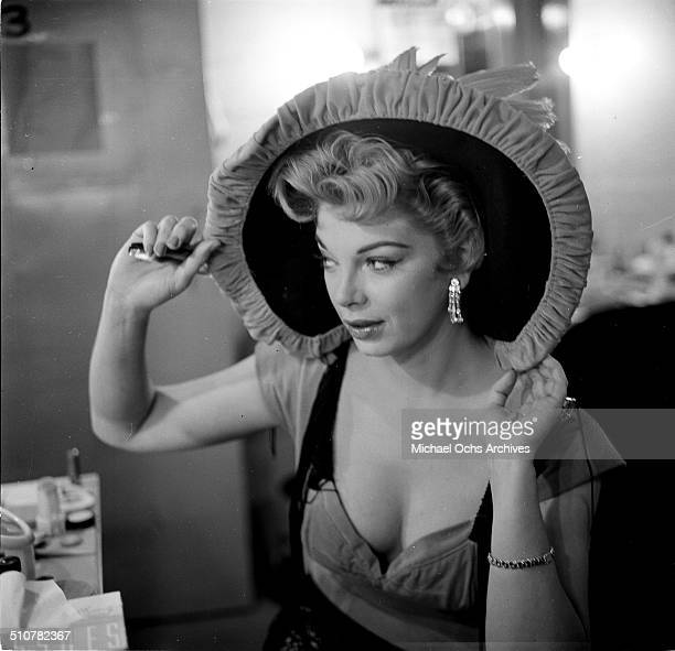 Barbara Nichols poses for a portrait in Los AngelesCA