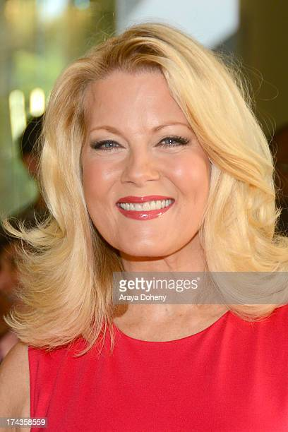 Barbara Niven arrives at the Television Critic Association's Summer press tour Hallmark Channel Hallmark Movie Channel party at The Beverly Hilton...