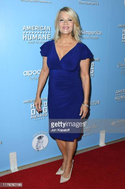 Barbara Niven attends the 9th Annual American Humane Hero Dog Awards at The Beverly Hilton Hotel on October 05 2019 in Beverly Hills California