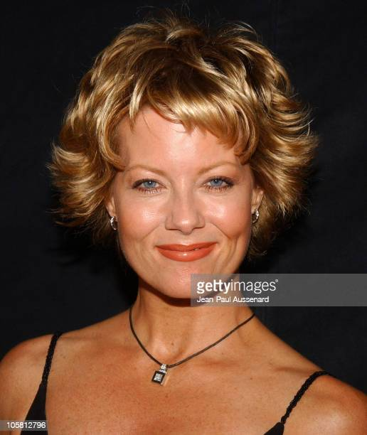 Barbara Niven during 2nd Annual Evening with the Stars to Benefit The Desi Geestman Foundation at Ivar in Hollywood California United States