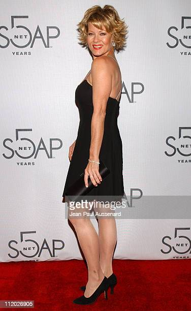 Barbara Niven during SOAPnet 5th Anniversary Party at Bliss in Los Angeles California United States