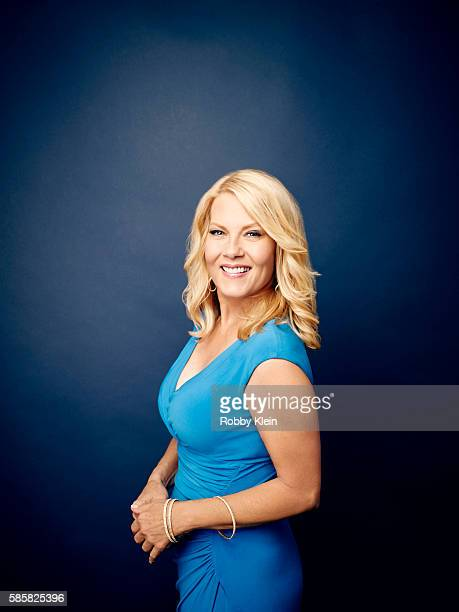 Barbara Niven is photographed at the Hallmark Channel Summer 2016 TCA's on July 27 2016 in Los Angeles California
