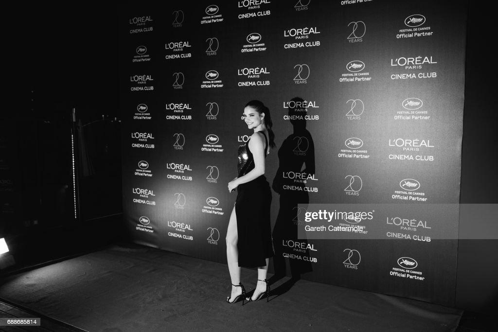 L'Oreal Paris Cinema Club - Party - The 70th Cannes Film Festival
