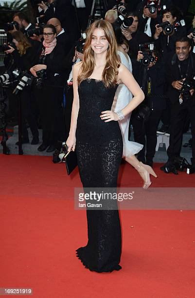 Barbara Palvin attends the 'All Is Lost' Premiere during the 66th Annual Cannes Film Festival at Grand Theatre Lumiere on May 22 2013 in Cannes France
