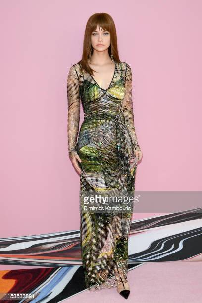 Barbara Palvin attends the CFDA Fashion Awards at the Brooklyn Museum of Art on June 03 2019 in New York City