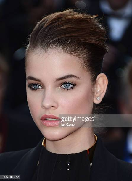 "Barbara Palvin attends the ""Cleopatra"" Premiere during the 66th Annual Cannes Film Festival at Grand Theatre Lumiere on May 21, 2013 in Cannes,..."