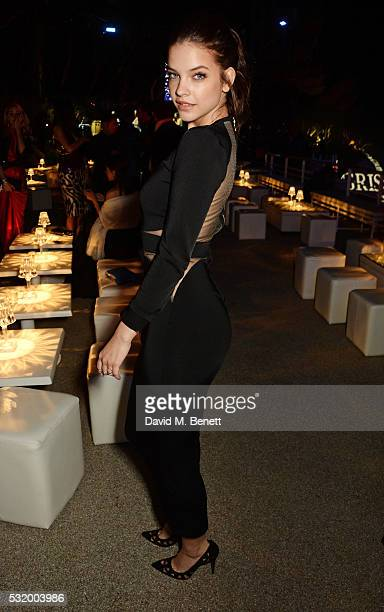 Barbara Palvin attends the de Grisogono party during the 69th Cannes Film Festival at Hotel du CapEdenRoc on May 17 2016 in Cap d'Antibes France