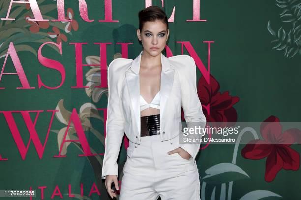 Barbara Palvin attends the Green Carpet Fashion Awards during the Milan Fashion Week Spring/Summer 2020 on September 22 2019 in Milan Italy