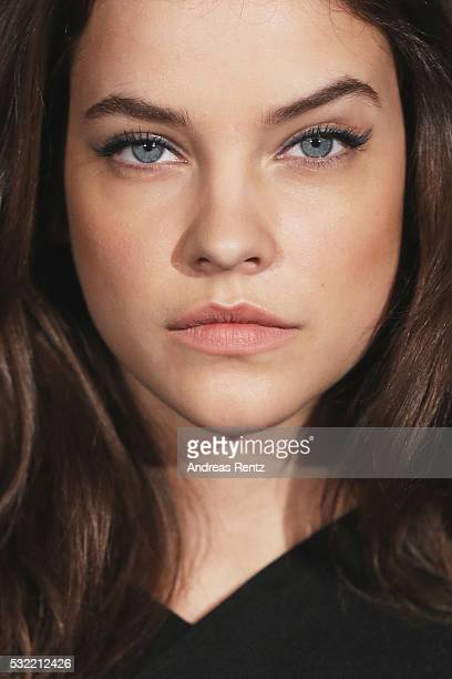 Barbara Palvin attends the L'Oreal Paris Blue Obsession Party at the annual 69th Cannes Film Festival at Hotel Martinez on May 18 2016 in Cannes...