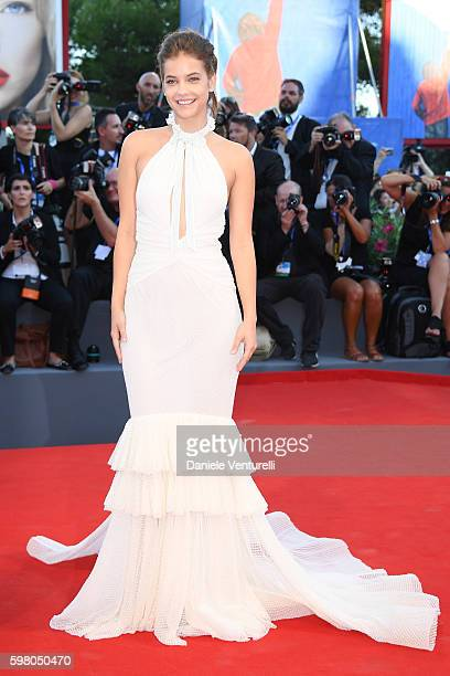 Barbara Palvin attends the opening ceremony and premiere of 'La La Land' during the 73rd Venice Film Festival at Sala Grande on August 31, 2016 in...