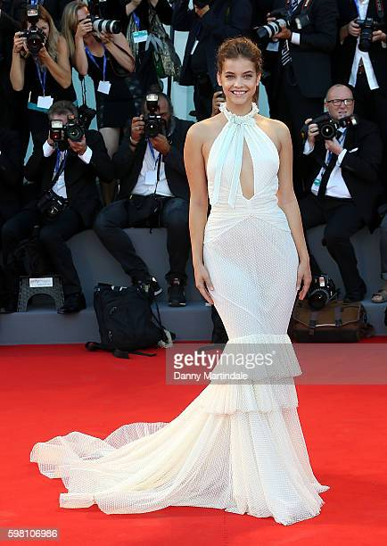 Barbara Palvin attends the opening ceremony and premiere of 'La La Land' during the 73rd Venice Film Festival at Sala Grande on August 31 2016 in...