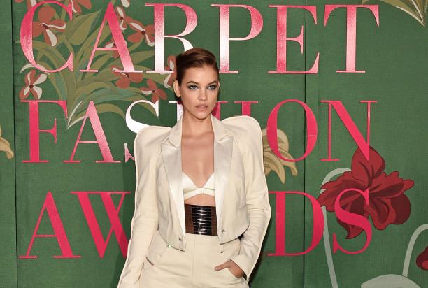 ITA: The Green Carpet Fashion Awards, Italia 2019 - VIP Arrivals