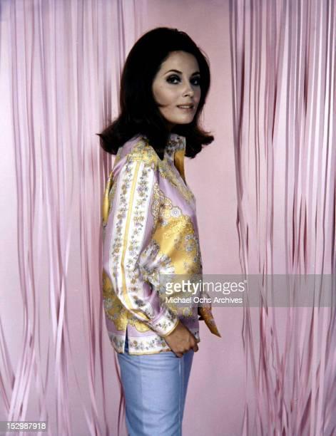 Barbara Parkins 1967