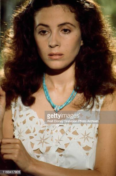 Barbara Parkins appearing in the ABC tv movie 'A Taste of Evil'.
