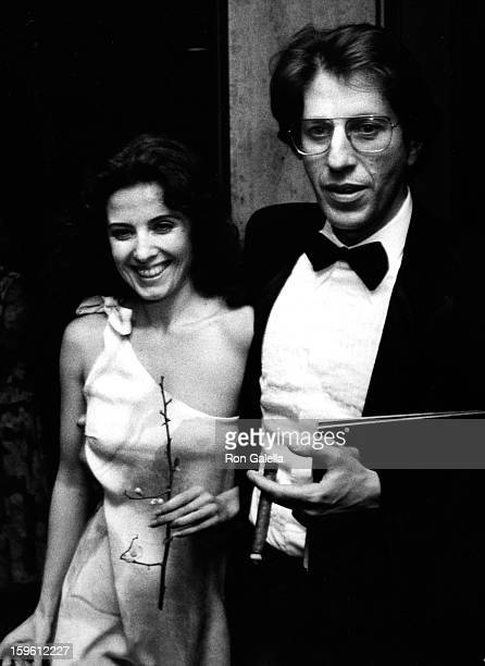 Barbara Parkins attends Fourth Annual American Film Institute Lifetime Achievement Awards Honoring William Wyler on March 9, 1976 at the Century...