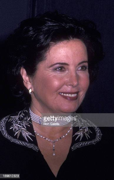 Barbara Parkins attends the screening of Valley of the Dolls on February 16 2000 at the Chelsea Clearview Cinema in New York City