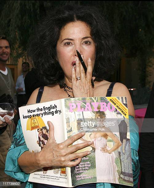 "Barbara Parkins during ""Valley of the Dolls"" Reading and DVD Debut - Show and After Party at Renberg Theater in Hollywood, California, United States."