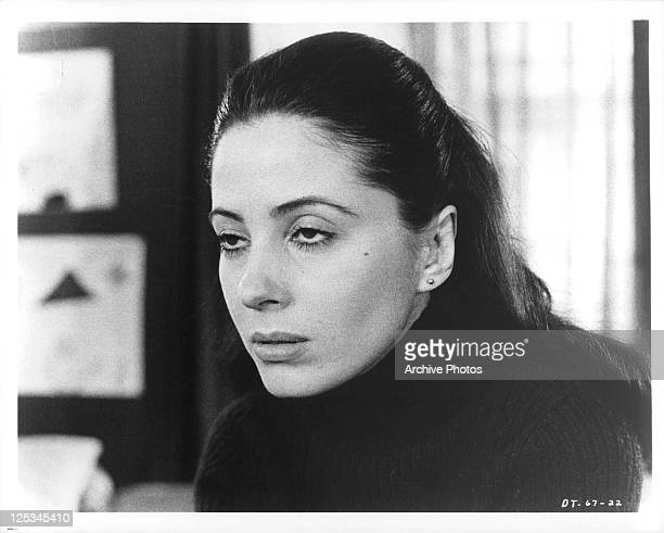Barbara Parkins in a scene from the film 'The Deadly Trap' 1971