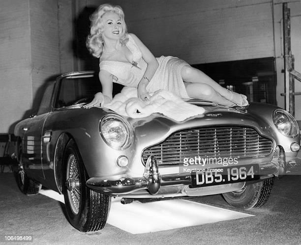 Barbara Roscoe Presents The Aston Martin Db5