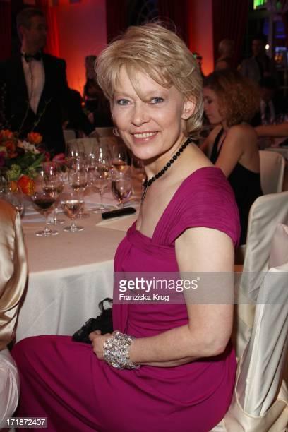 Barbara Rudnik at the Gala Spa Awards Ceremony The burner at the hotel in Baden Baden