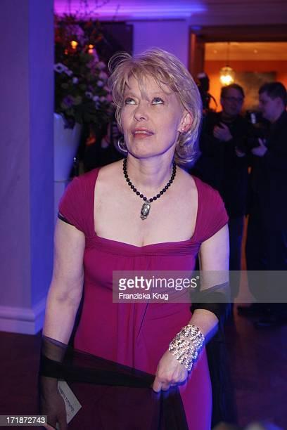 Barbara Rudnik In the ceremony the Gala Spa Awards The hotel burner in Baden Baden