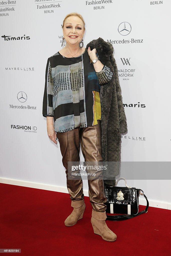Minx by Eva Lutz Arrivals - Mercedes-Benz Fashion Week Berlin Autumn/Winter 2015/16