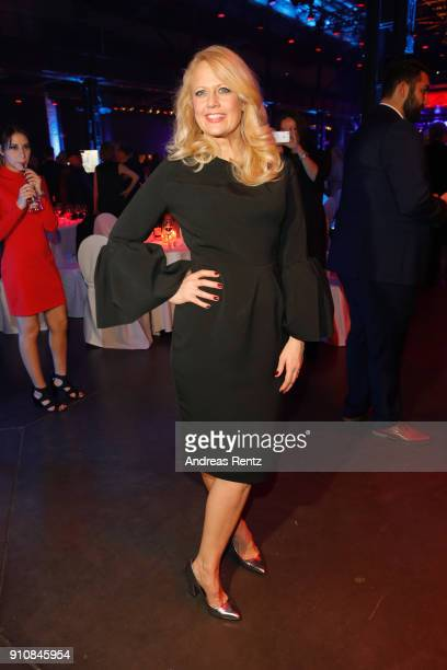 Barbara Schoeneberger attends the German Television Award at Palladium on January 26 2018 in Cologne Germany